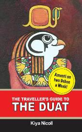 Traveller's Guide front cover artwork